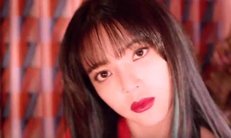 "Watch: AOA's Jimin Says ""Hey"" In New Solo MV"