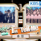 "INFINITE Grabs 3rd Win For ""Tell Me"" On ""Music Bank"""