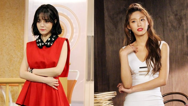 AOA's Jimin And Seolhyun Share Progress On Full Group Comeback