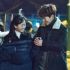 """2PM's Junho And Won Jin Ah Are The Epitome Of Sweetness Behind The Scenes Of """"Just Between Lovers"""""""