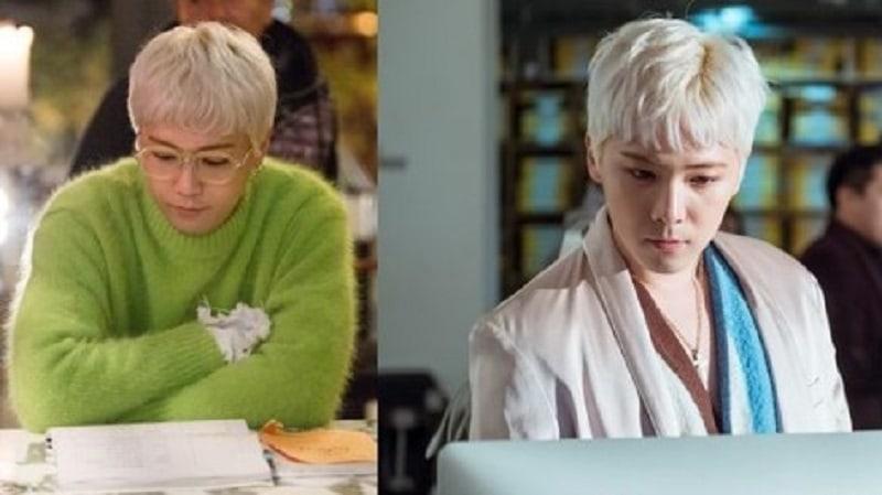 """Lee Hong Ki Is A Focused Actor Behind The Scenes Of """"Hwayugi"""""""
