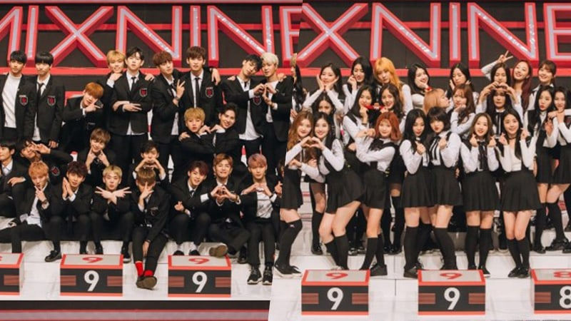 "Watch: ""MIXNINE"" Hints At Surprising Results In Preview For Final Top 9 Announcement"