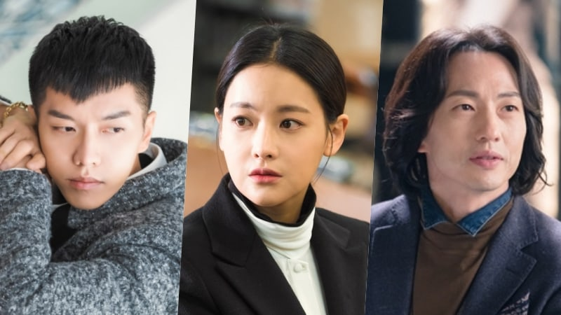 """Lee Seung Gi Has A New Rival In """"Hwayugi"""" Love Triangle"""