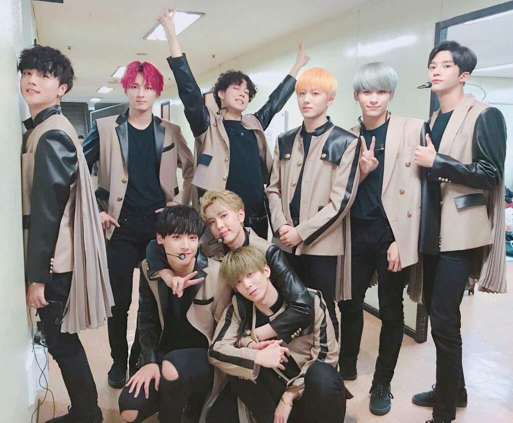 SF9 Members Tease Possible Fan Song Project