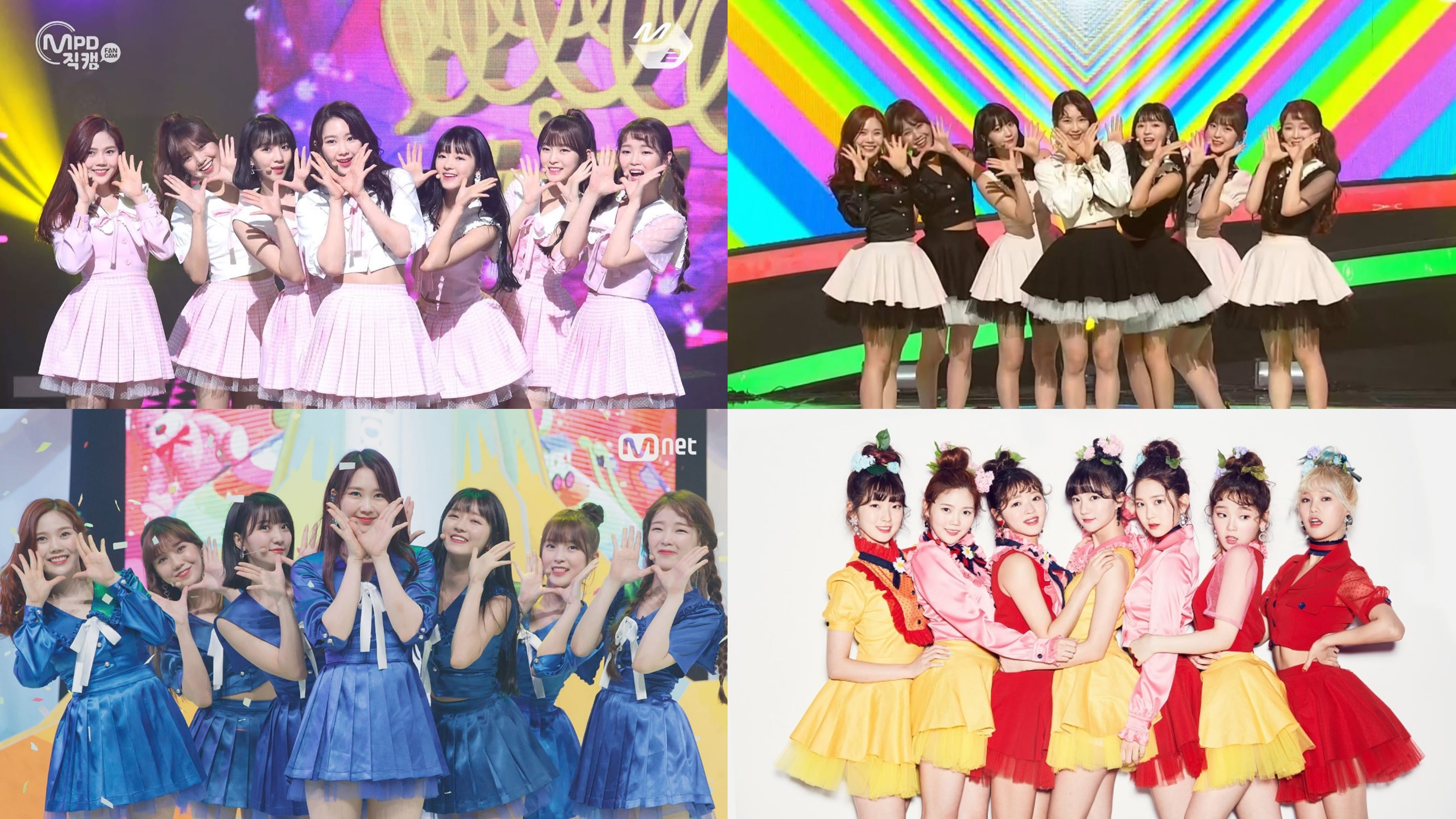 80550515da Oh My Girl members are considered as cute girls-next-door and nation s  fairies