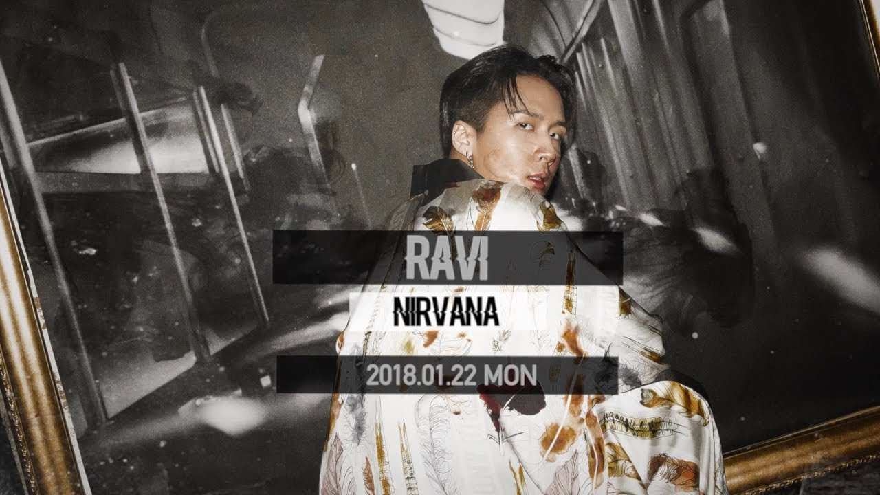 "Update: VIXX's Ravi Shares Highlight Medley For Upcoming Mixtape ""Nirvana"""