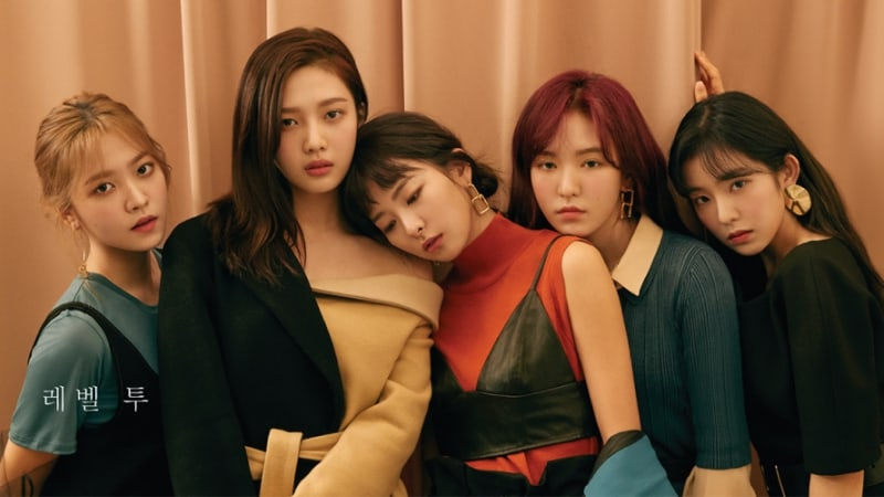 Red Velvet Members Talk About Crying At Their Concert, ISAC