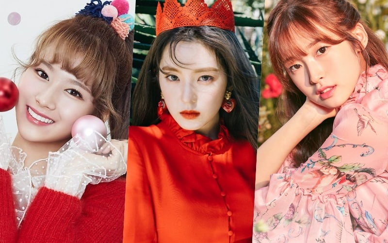 January Brand Reputation Rankings For Individual Girl Group Members Revealed