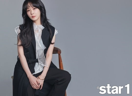 Jang Nara Says She Sometimes Feels Her Youthful Looks Overshadow Her Acting Skills