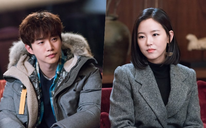 "2PM's Junho And Kang Han Na Team Up To Help Lee Ki Woo In ""Just Between Lovers"""