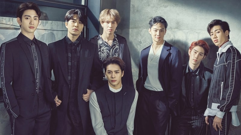 GOT7 Talks About What Kind Of Group They Want To Become