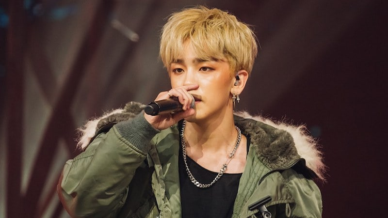 "Lee Ru Bin Revealed To Have Been Injured During ""MIXNINE"" Recording"