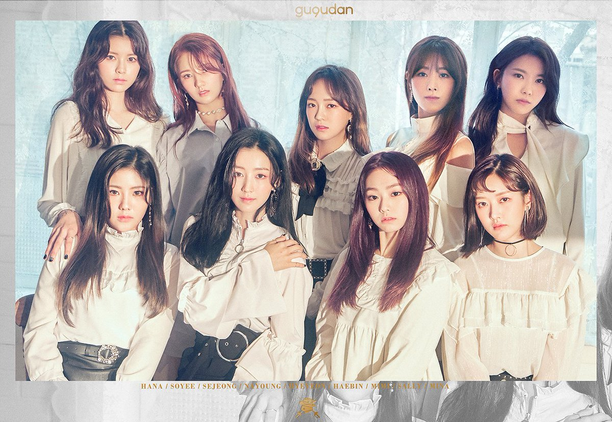 About The Taurus Sign >> Gugudan Members Profile (Updated!)