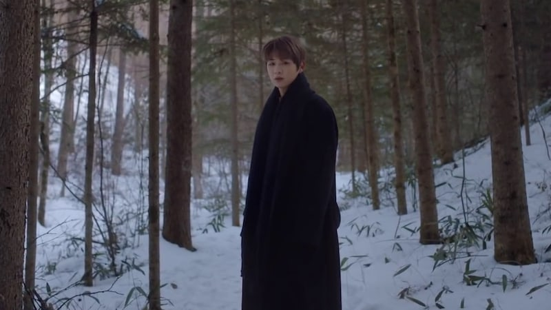 "Update: Davichi Reveals Teaser For ""Days Without You"" MV Starring Wanna One's Kang Daniel"