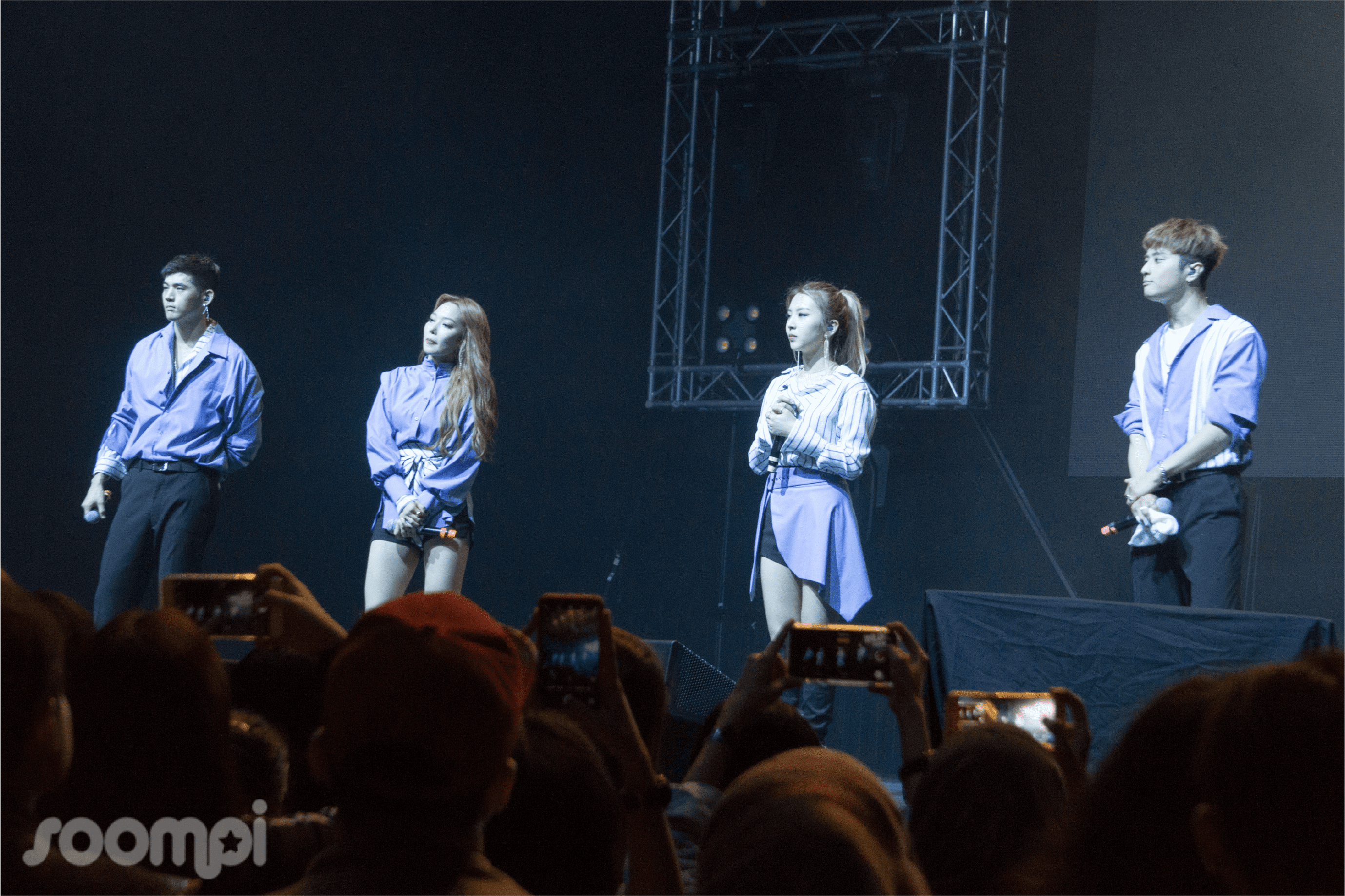 KARD Brings A Suit Of Exciting Performances To Asia Tour