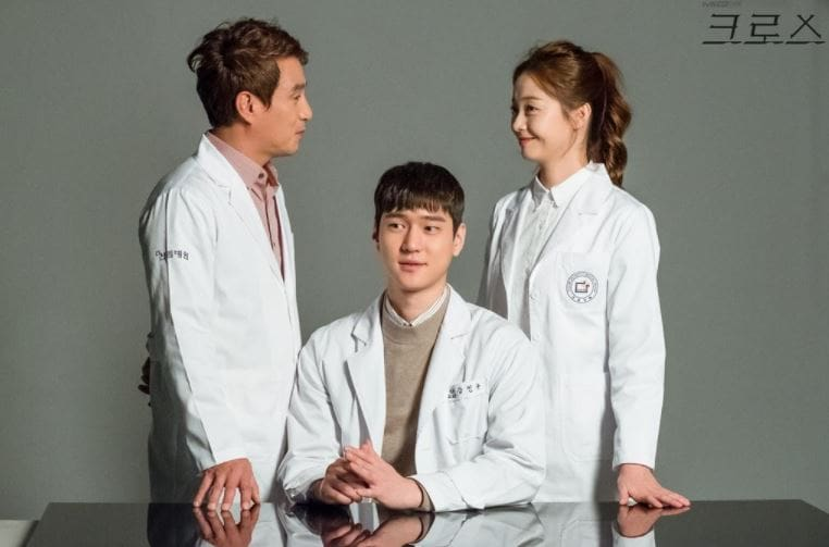 "Upcoming Medical Drama ""Cross"" Reveals Character Chart With Complicated, Intense Relationships"