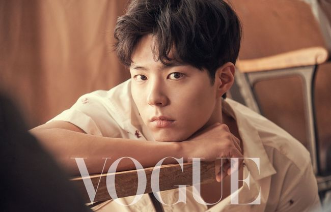 Park Bo Gum Talks About The Kind Of Actor He Wants To Be