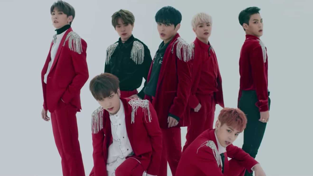 "Watch: RAINZ Wants You To ""Turn It Up"" In Thrilling Comeback MV"