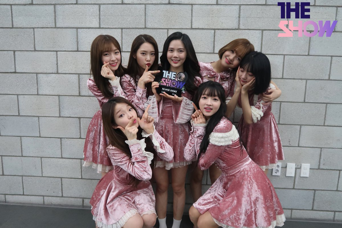 "Watch: Oh My Girl Takes 1st Ever Win With ""Secret Garden"" On ""The Show,"" Performances by JBJ, Chungha, And More"