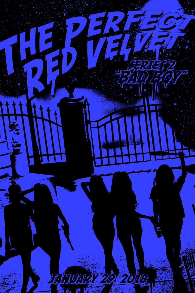 Update Red Velvet Slays In New Teaser Images For The Perfect Red Velvet Soompi