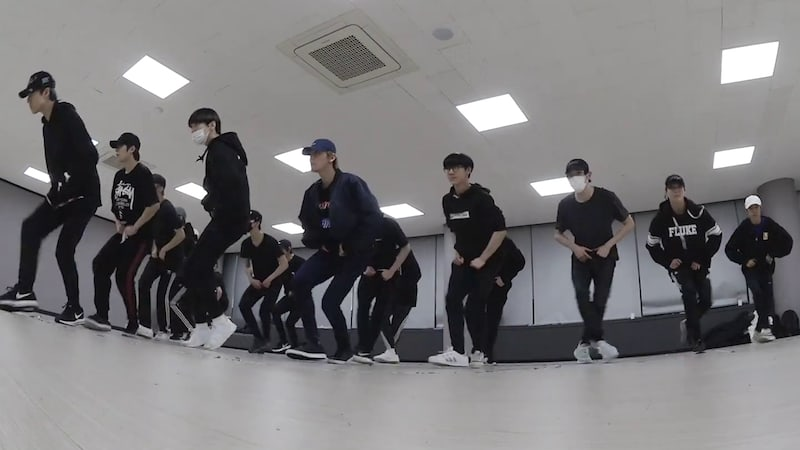 Watch: NCT Unveils Mysterious Practice Clip Including Potential New Members