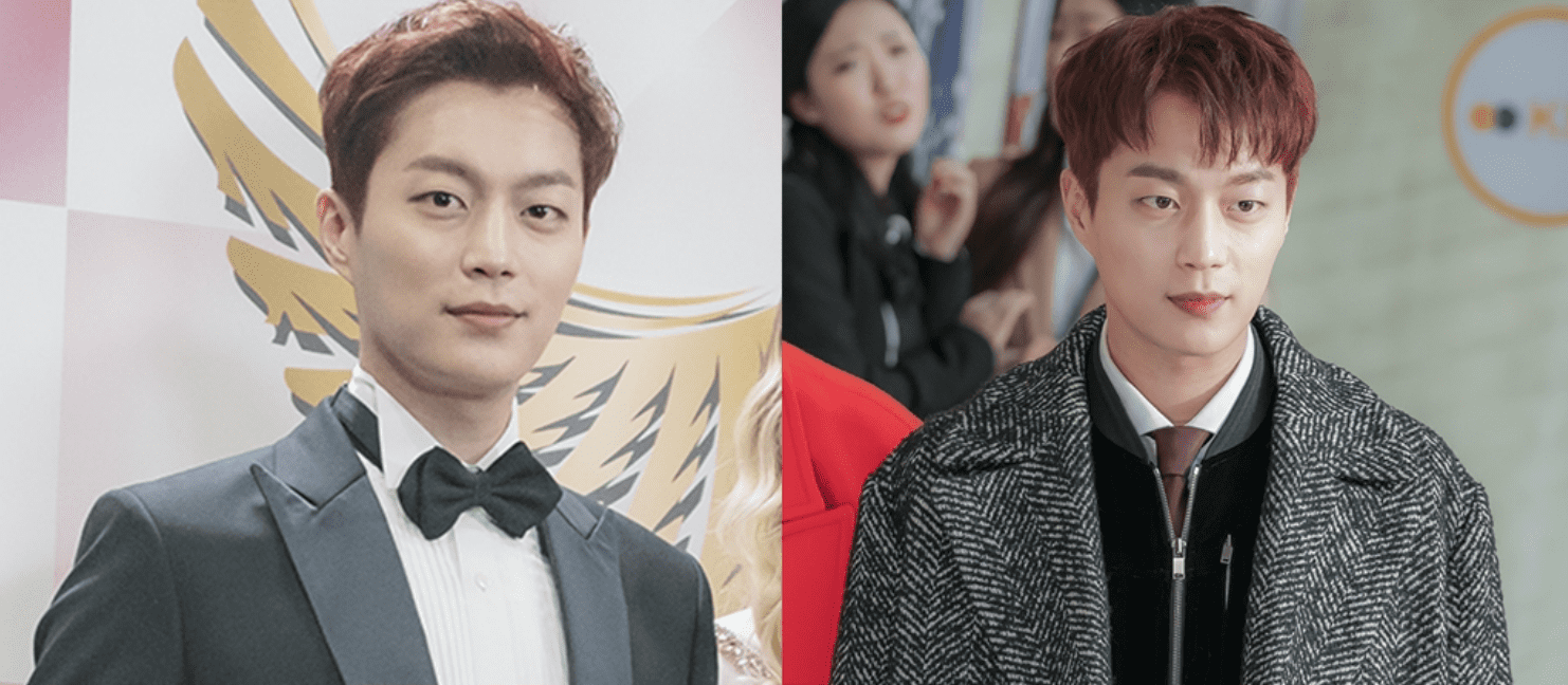 "Highlight's Yoon Doojoon Shows Off His Sweet Smile And Charismatic Gaze As A Top Star On ""Radio Romance"""