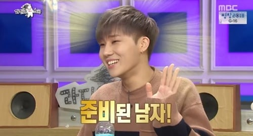 INFINITE's Sunggyu Says 2PM's Wooyoung Is The Reason He's