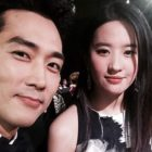 Song Seung Heon And Liu Yi Fei Confirmed To Have Broken Up
