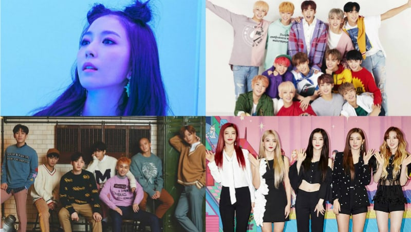First Lineup Announced For K-Pop World Festa