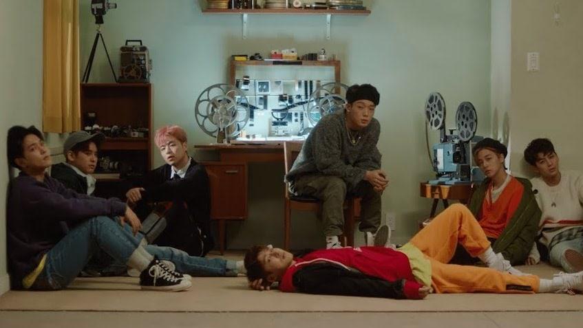 "Watch: iKON Writes Out A ""Love Scenario"" In New Comeback MV"