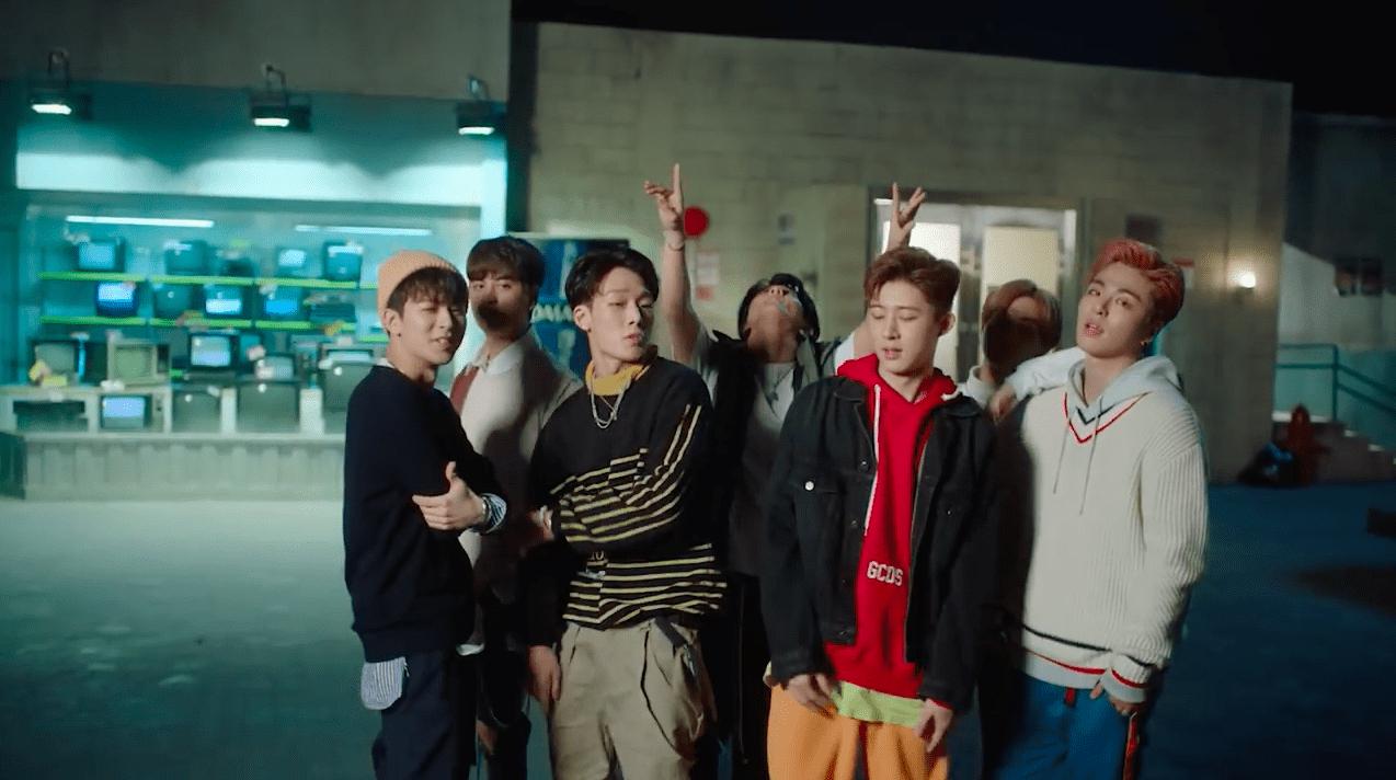 """iKON Tops Major Realtime Charts With """"Love Scenario"""""""