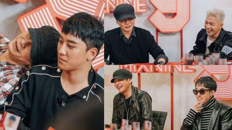 "Zion.T And BIGBANG's Seungri And Taeyang To Help Judge Final Episode Of ""MIXNINE"""