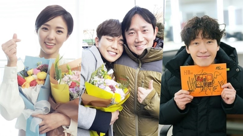 "Chae Soo Bin, Yoo Seung Ho, And Uhm Ki Joon Bid Farewell To ""I Am Not A Robot"""