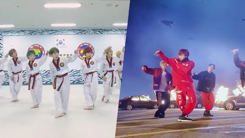 """Watch: Little K-Tigers Thoroughly Impress With Amazing Dance Cover Of BTS's """"MIC Drop"""""""