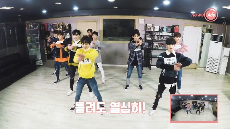 "Watch: TRCNG Tries Their Hand At Switching Parts For ""Wolf Baby"""