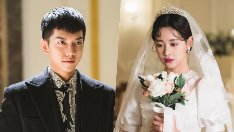 """""""Hwayugi"""" Teases Wedding Scene Between Lee Seung Gi And Oh Yeon Seo"""