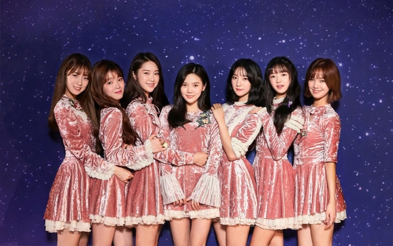 Oh My Girl Reveals Which Girl Group They Want To Be Friends With