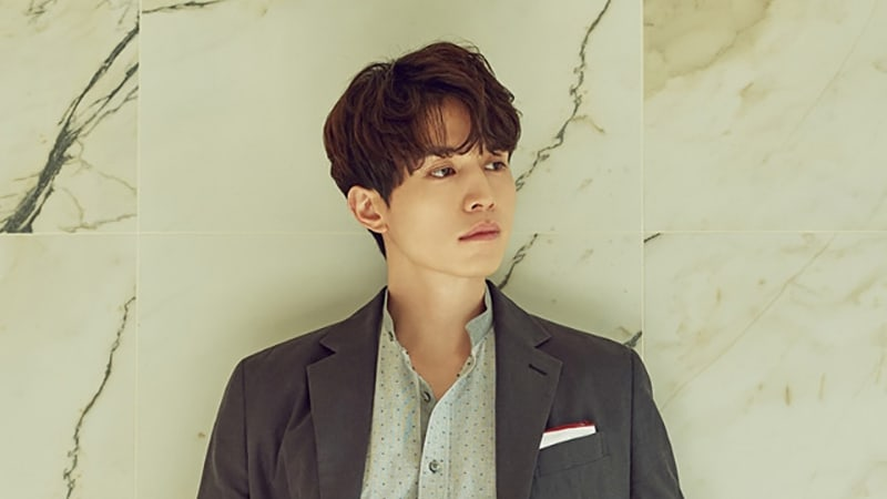 Lee Dong Wook To Hold Free Fan Meeting For Global Fans
