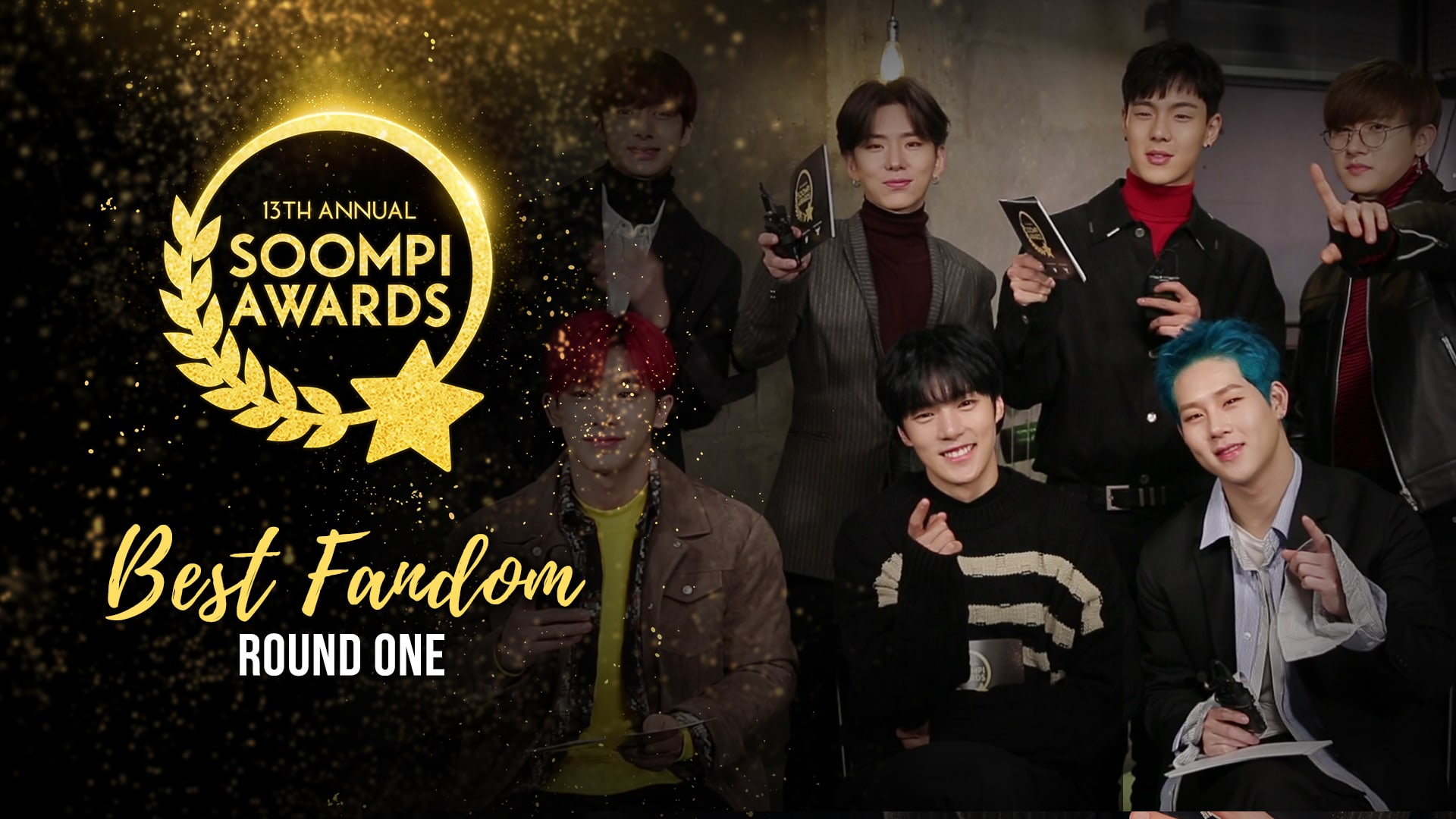 Fandoms, Unite! 24 Hours Only – Vote R1 In Twitter Best Fandom For Soompi Awards!