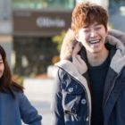 "Cast Of ""Just Between Lovers"" Melt The Cold Weather With Their Warm Smiles Behind The Scenes"
