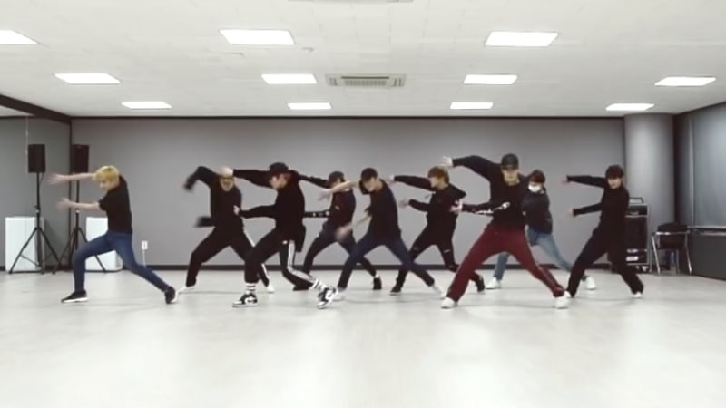 Watch: NCT 127 Impresses In Razor-Sharp Dance Practice Video For Special Seoul Music Awards Performance