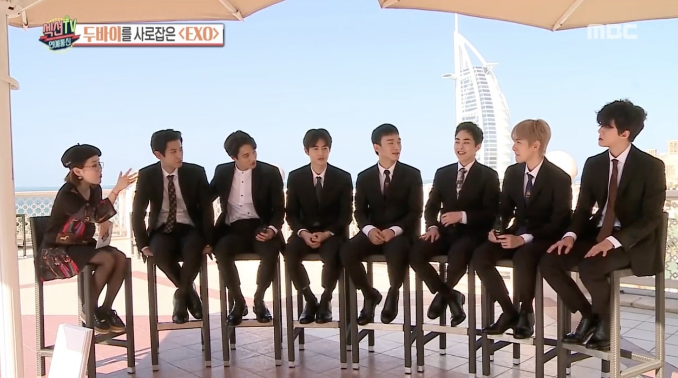 "EXO Discusses Breaking The ""7 Year Jinx,"" And Which Members Have Changed The Most And Least"