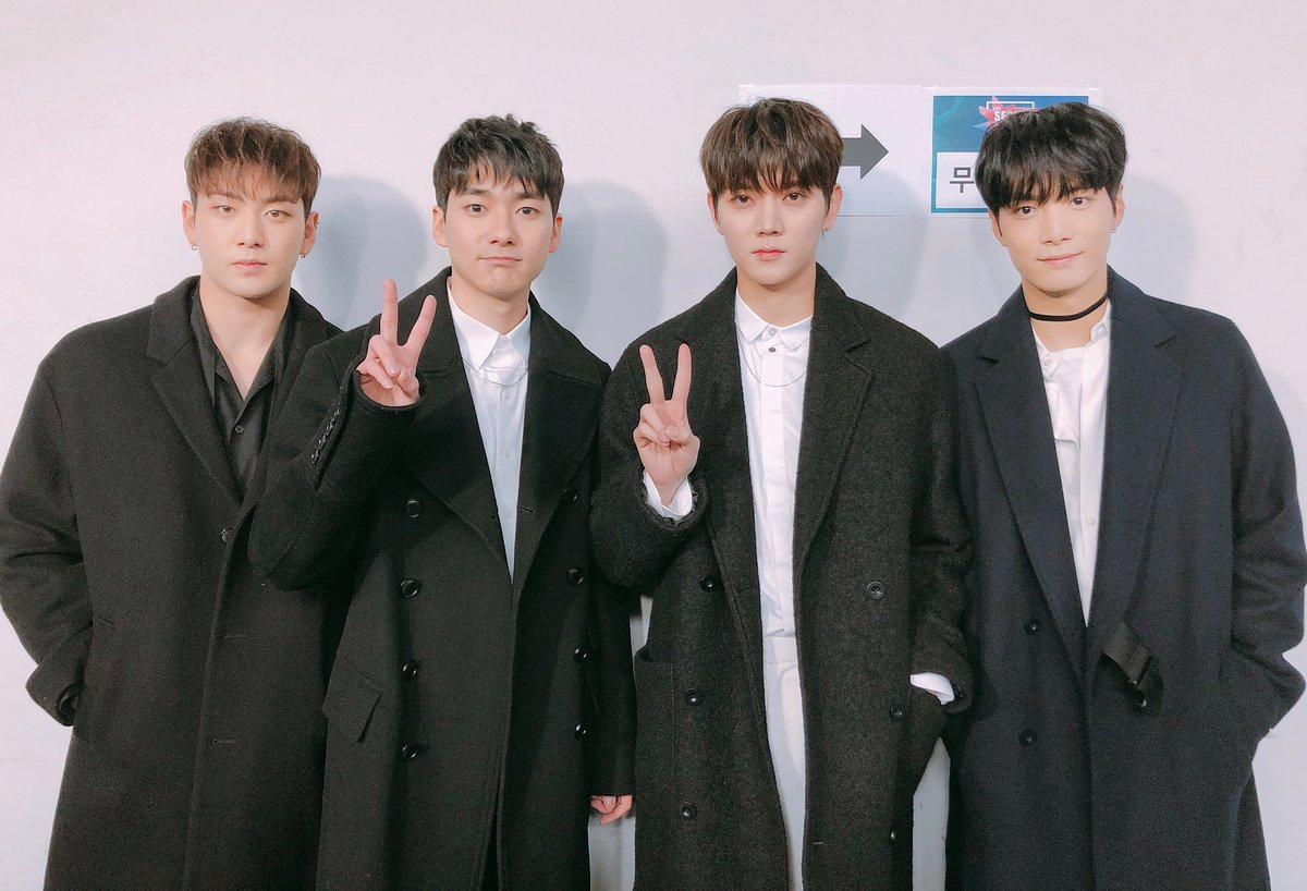 NU'EST W Selects Keywords To Describe Their Hopes For 2018