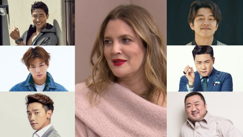 "Watch: Drew Barrymore Plays Game Of ""Ideal Type World Cup"" With Interesting Results"