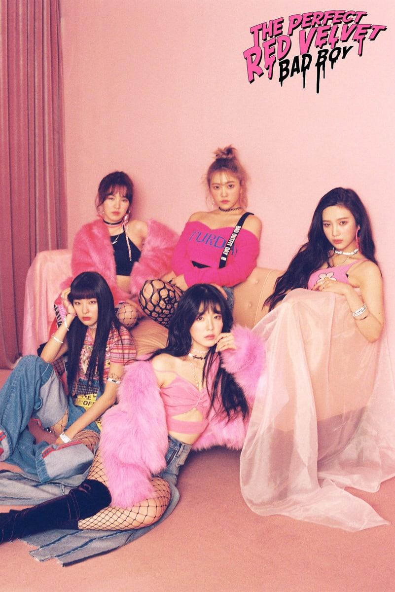 """Update: Red Velvet Slays In New Teaser Images For """"The ..."""