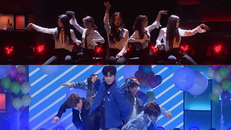 """Watch: Red Velvet And ASTRO Transform Classic Dance Hits On """"Sugar Man 2"""""""