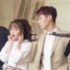 "Watch: Yoon Doojoon, Kim So Hyun, And Cast Of ""Radio Romance"" Nearly Ruin Poster Shoot By Laughing Too Hard"