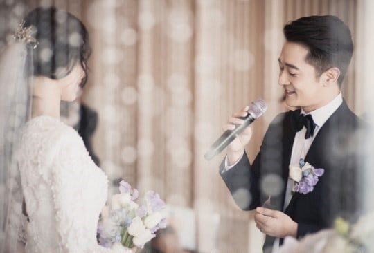 Clazziquai's Alex Ties The Knot In Private Wedding Ceremony