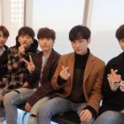 Update: B1A4 Reassures Fans After Minor Car Accident