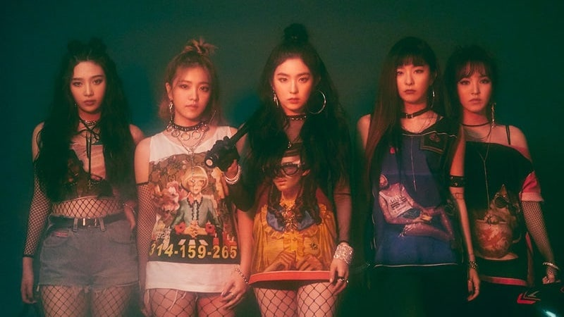 "Red Velvet Triumphs On iTunes Album Charts Worldwide With ""The Perfect Red Velvet"""
